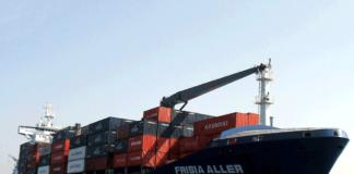 Hartmann, Containerschiff
