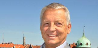 Interferry chairman John Steen-Mikkelsen