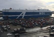 MOL, Bremerhaven