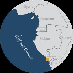 Piraten, Kongo, Golf von Guinea