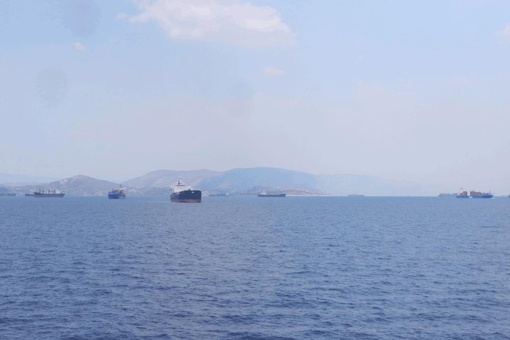 Schiffe, Piräus