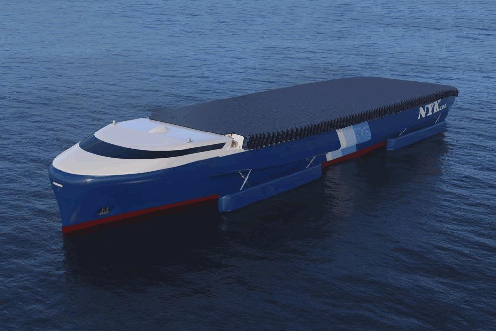 NYK, Eco2050