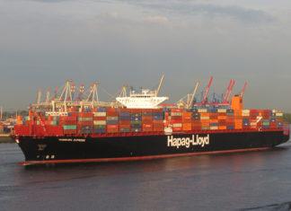 Hamburg Express Hapag Lloyd