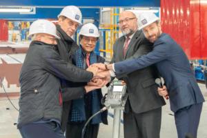 Genting, MV Werften, Werft, Halle