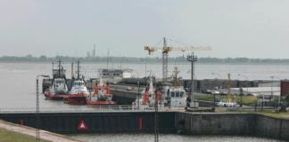 Nordschleuse, Bremerhaven