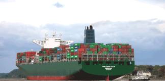 Thalassa Axia, Evergreen, Ship Finance International