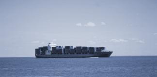 Containerschiff, Symbol