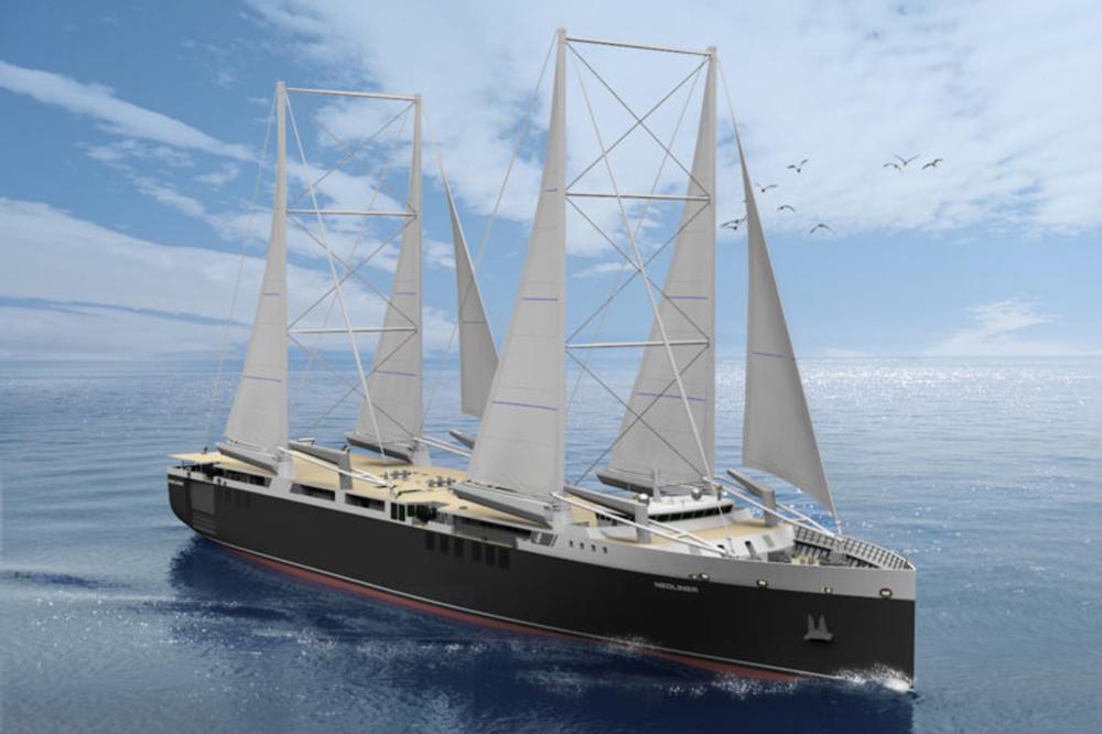 Renault will segeln, neue Car Carrier ab 2020 - Hansa International Maritime Journal