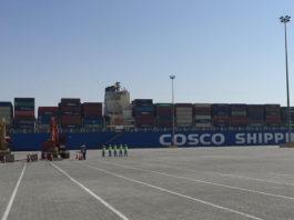 CSP Abu Dhabi COSCO Shipping Ports