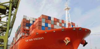 Cap San Vincent, Hamburg Süd, Ship Finance International