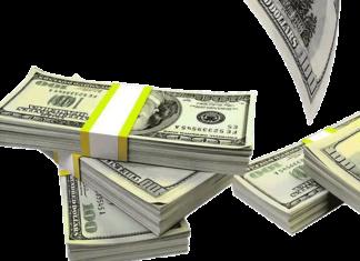 Dollar, Finanzierung, Geld