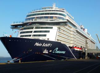Mein Schiff 2, TUI, Neubau, Meyer
