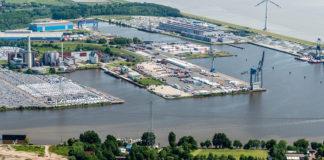 Nordkai Hafen Emden