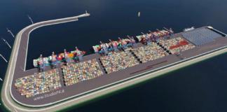 VGate, Venedig, Terminal, Hafen