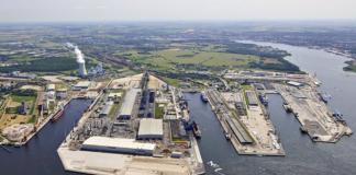 Rostock, Hafen