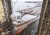 Honfleur, Fähre, FSG, Brittany Ferries