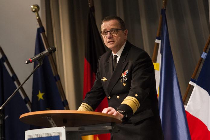 Generalinspekteur Andreas Krause