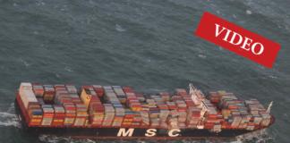 MSC Zoe, Container