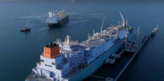 FSRU und LNG-Tanker