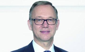 Detlef Trefzger, CEO Kühne+Nagel