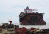 IMO ship recycling Verschrottung