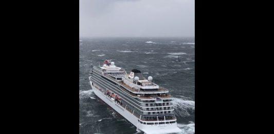 Havarie kreuzfahrtschiff