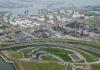 BP Raffinerie in Rotterdam