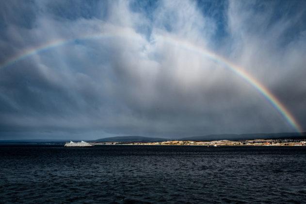 Polarstern, Punta Arenas