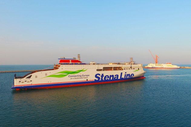 Stena Edda - E-Flexer