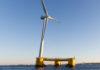 EDP offshore wind turbine