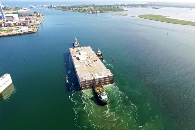 Neptun Werft Modul Mardi Gras