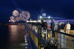 TransOcean, Vasco da Gama, Taufe, Bremerhaven, Kreuzfahrtschiff