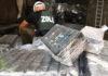 Zoll findet Kokain auf Containerschiff