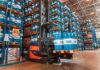 Ganzprom Neft Lubricant Storage